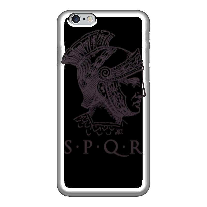Чехол для iPhone 6 глянцевый Printio Сенат и граждане рима чехол для iphone 6 глянцевый printio красавица и чудовище