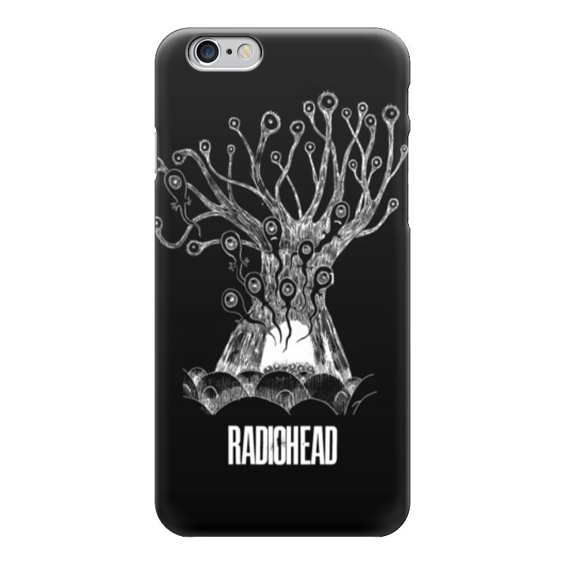 Чехол для iPhone 6 глянцевый Printio Radiohead cd из японии radiohead