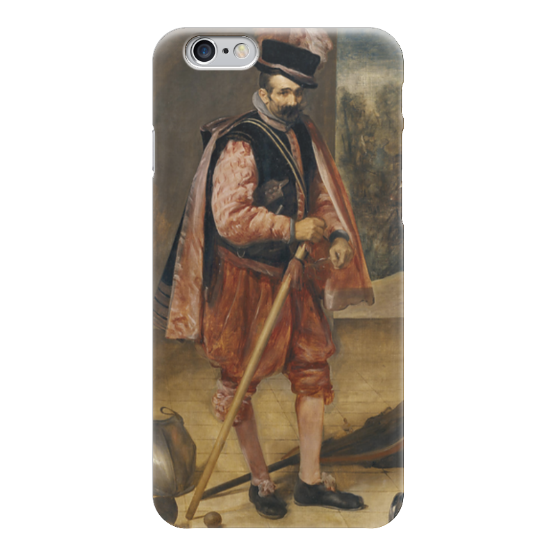 Чехол для iPhone 6 глянцевый Printio Шут по прозвищу дон хуан австрийский don juan