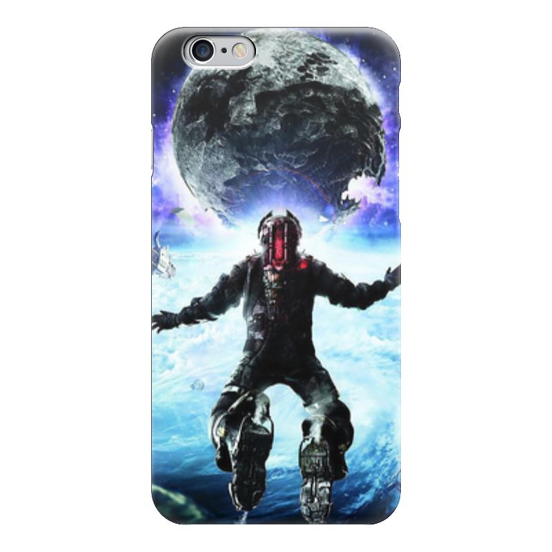 Чехол для iPhone 6 глянцевый Printio Мёртвый космос (dead space) как костюмы в dead space 3