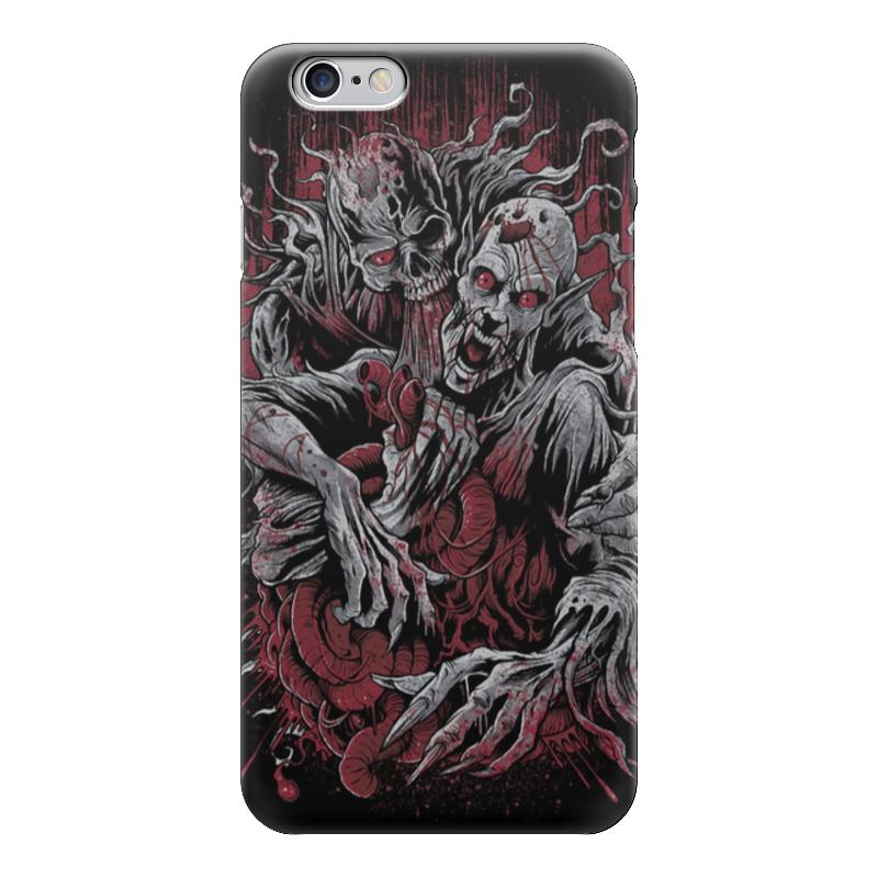 Чехол для iPhone 6 глянцевый Printio Horror art чехол для iphone 7 глянцевый printio art horror