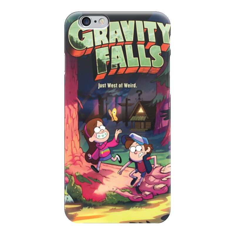 Чехол для iPhone 6 глянцевый Printio Gravity falls / гравити фолз все цены