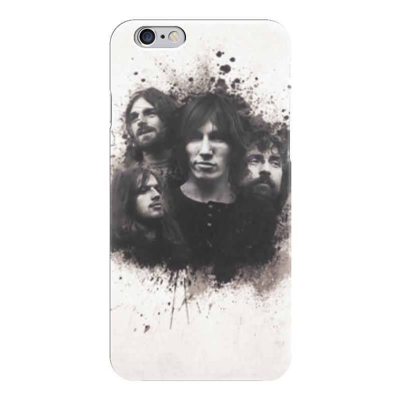 Чехол для iPhone 6 глянцевый Printio Pink floyd стоимость