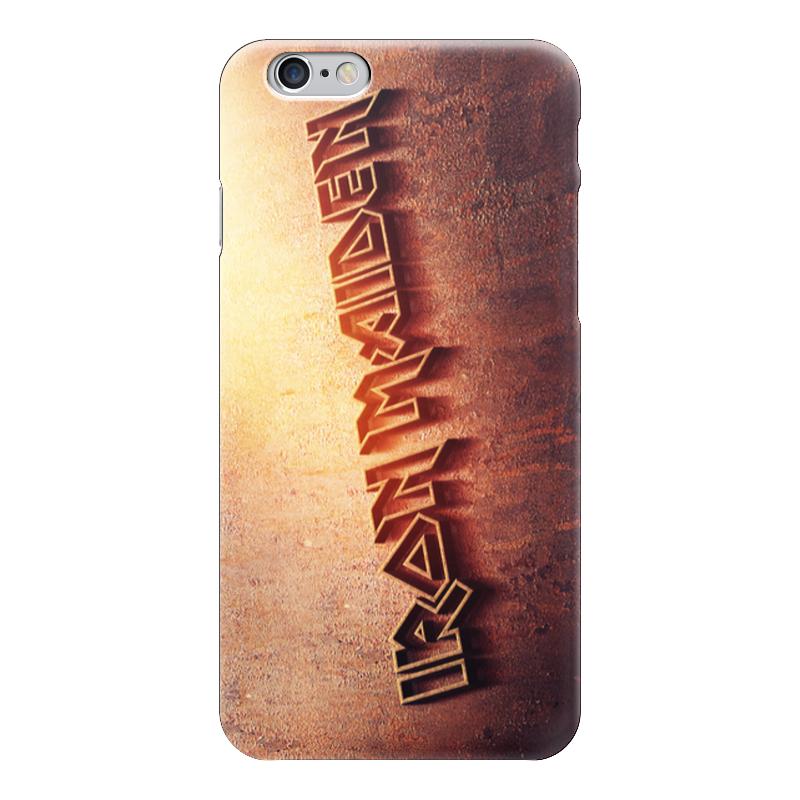 Чехол для iPhone 6 глянцевый Printio Iron maiden чехол для iphone 6 глянцевый printio iron maiden band