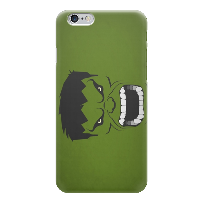Чехол для iPhone 6 глянцевый Printio халк чехол для iphone 6 глянцевый printio красавица и чудовище