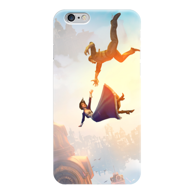 Чехол для iPhone 6 глянцевый Printio Bioshock infinite bioshock infinite цифровая версия