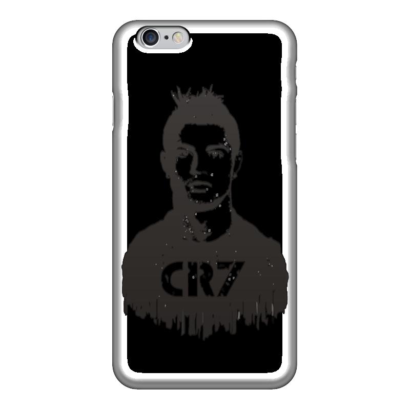 Чехол для iPhone 6 глянцевый Printio Ronaldo 7 чехол для iphone 7 глянцевый printio мечты витторио коркос