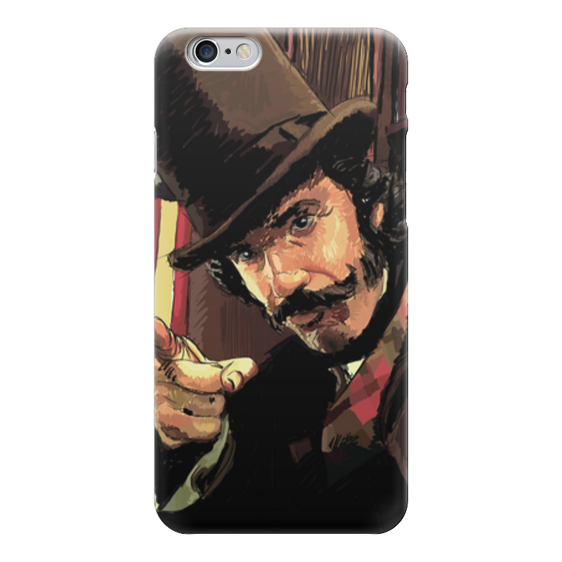Чехол для iPhone 6 глянцевый Printio Банды нью-йорка авиабилет до нью йорка 15000 рублей