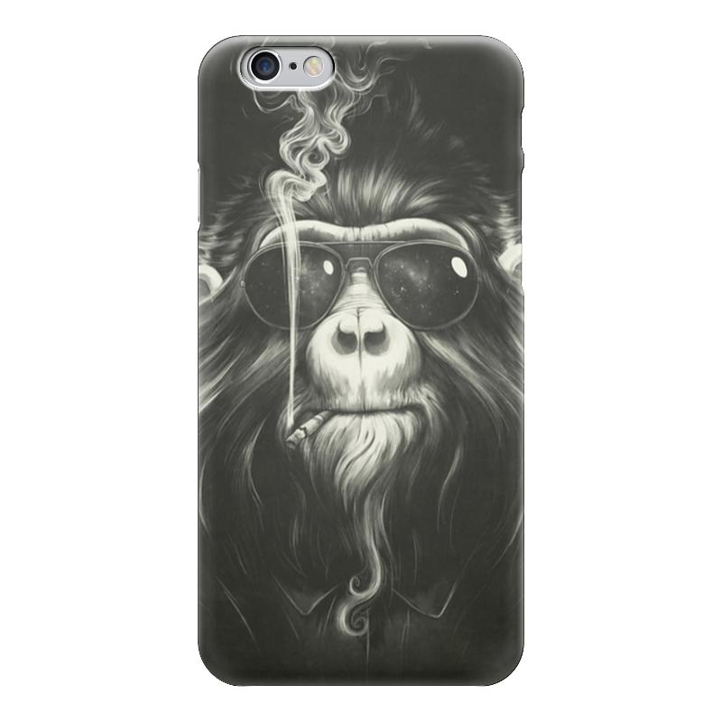 Чехол для iPhone 6 глянцевый Printio smoke em if you got em emansipe emansipe em 301