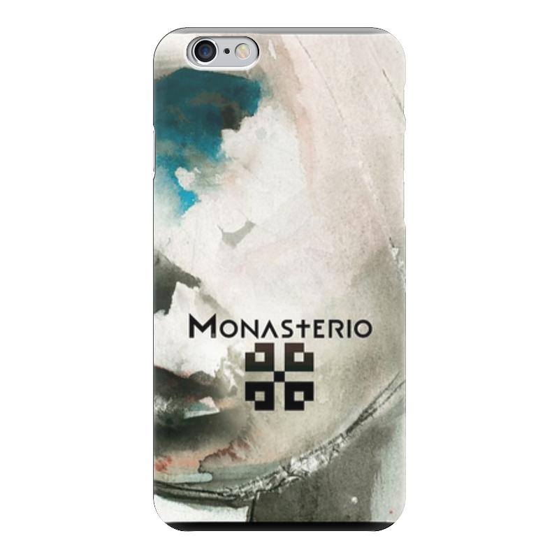 Чехол для iPhone 6 глянцевый Printio Monasterio nationalism and ideology