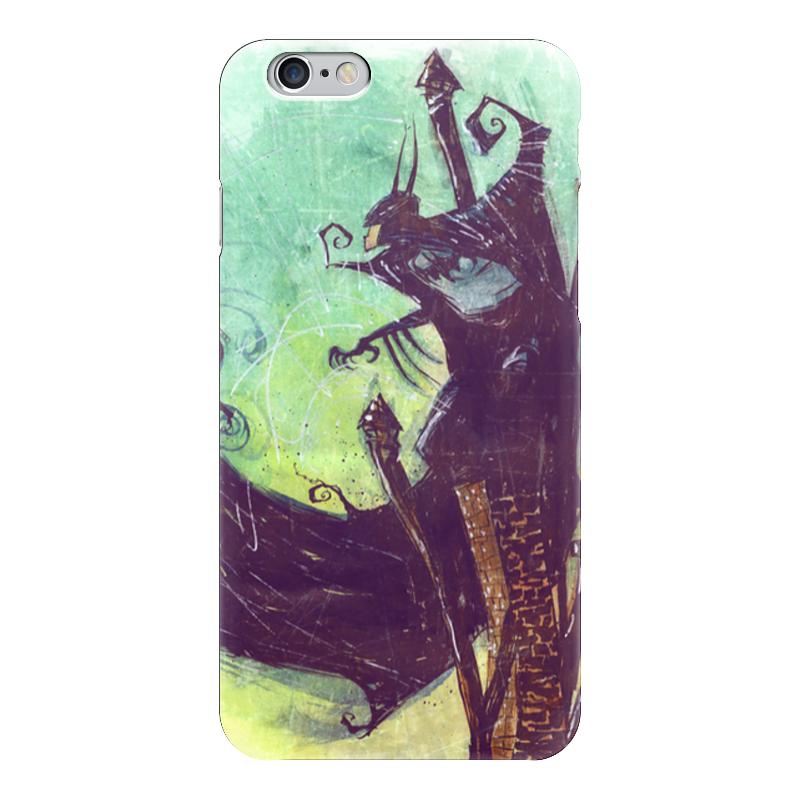 Чехол для iPhone 6 глянцевый Printio Comics art series: batman чехол для iphone 7 глянцевый printio horror art