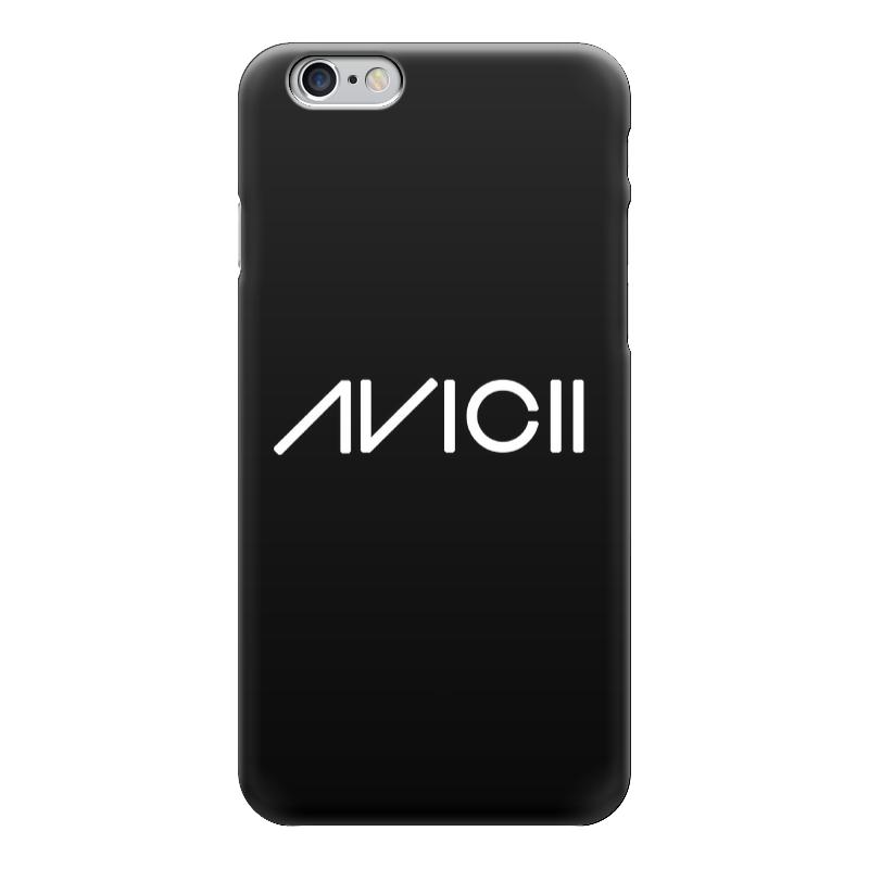 Чехол для iPhone 6 глянцевый Printio Avicii чехол для iphone 5 глянцевый с полной запечаткой printio may the force be with you