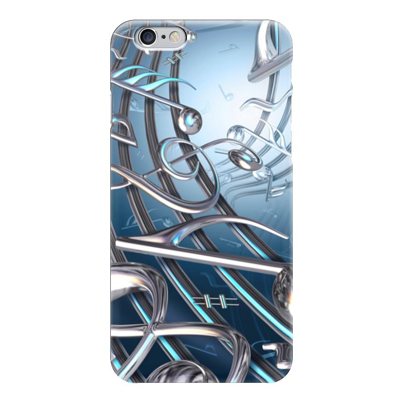 Чехол для iPhone 6 глянцевый Printio Мелодия бусы из янтаря осенняя мелодия нян 1217