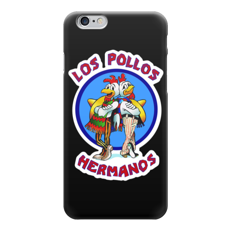 Чехол для iPhone 6 глянцевый Printio Los pollos hermanos (breaking bad) abierto mexicano los cabos wednesday page 6