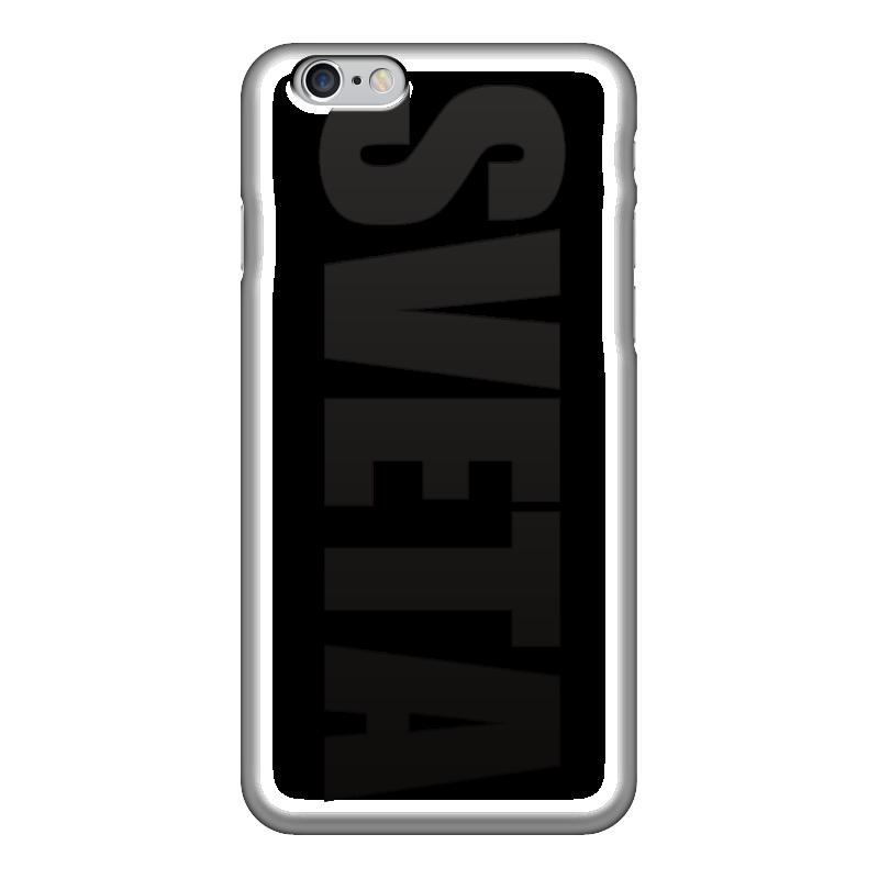 Чехол для iPhone 6 глянцевый Printio С именем света чехол
