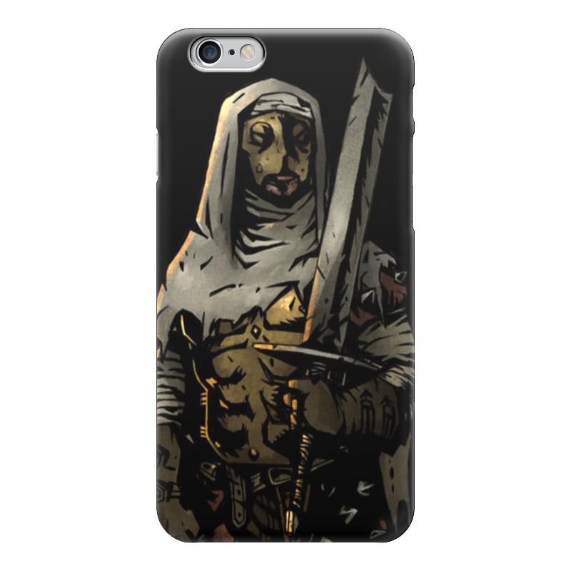 Чехол для iPhone 6 глянцевый Printio Leper(darkest dungeon) чехол для iphone 6 глянцевый printio hunter darkest dungeon