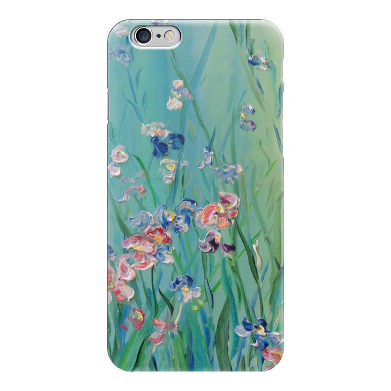 Чехол для iPhone 6 глянцевый Printio Весна чехол для iphone 6 глянцевый printio весенняя осень