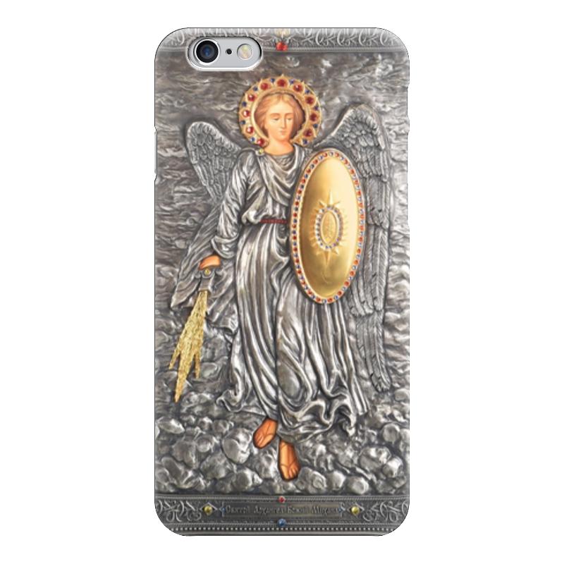 Чехол для iPhone 6 глянцевый Printio Архангел михаил денис мухин артазэль архангел