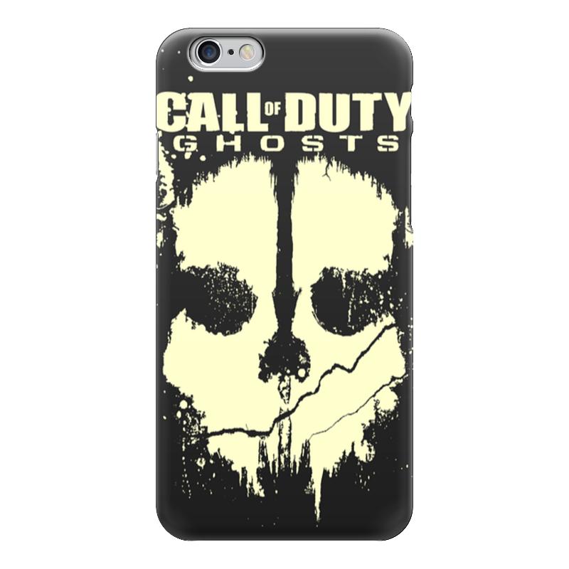 Чехол для iPhone 6 глянцевый Printio Call of duty ghosts игра для ps3 call of duty ghosts