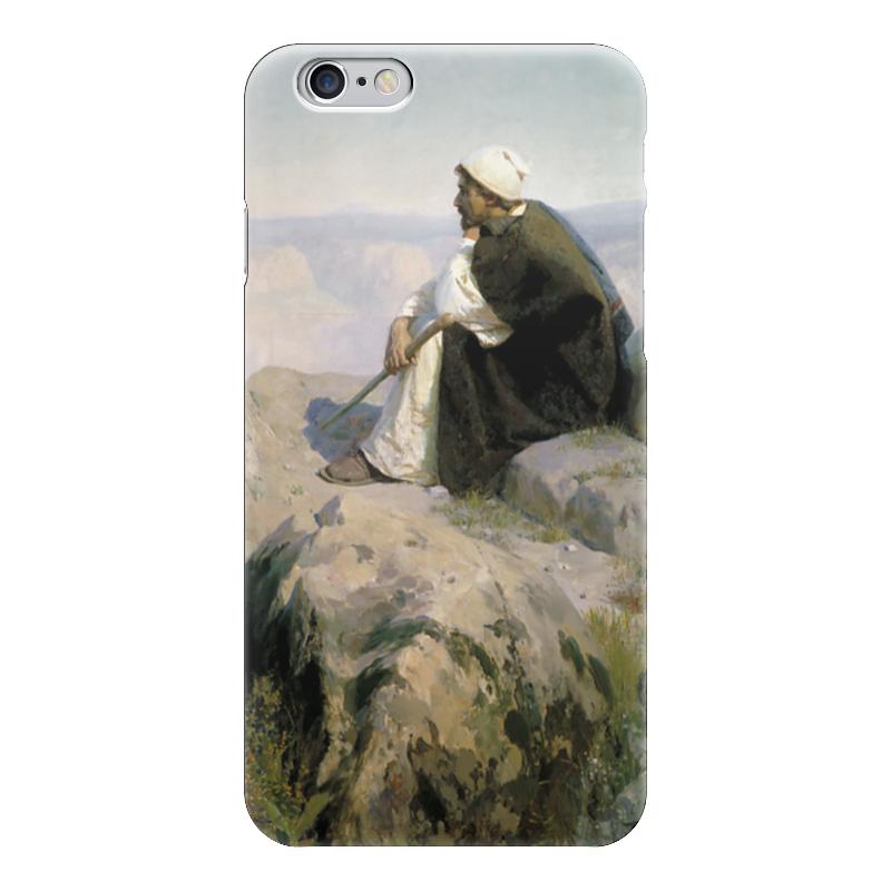 Чехол для iPhone 6 глянцевый Printio Мечты (на горе) чехол для iphone 7 глянцевый printio мечты витторио коркос
