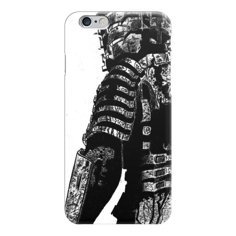 Чехол для iPhone 6 глянцевый Printio Dead space как костюмы в dead space 3