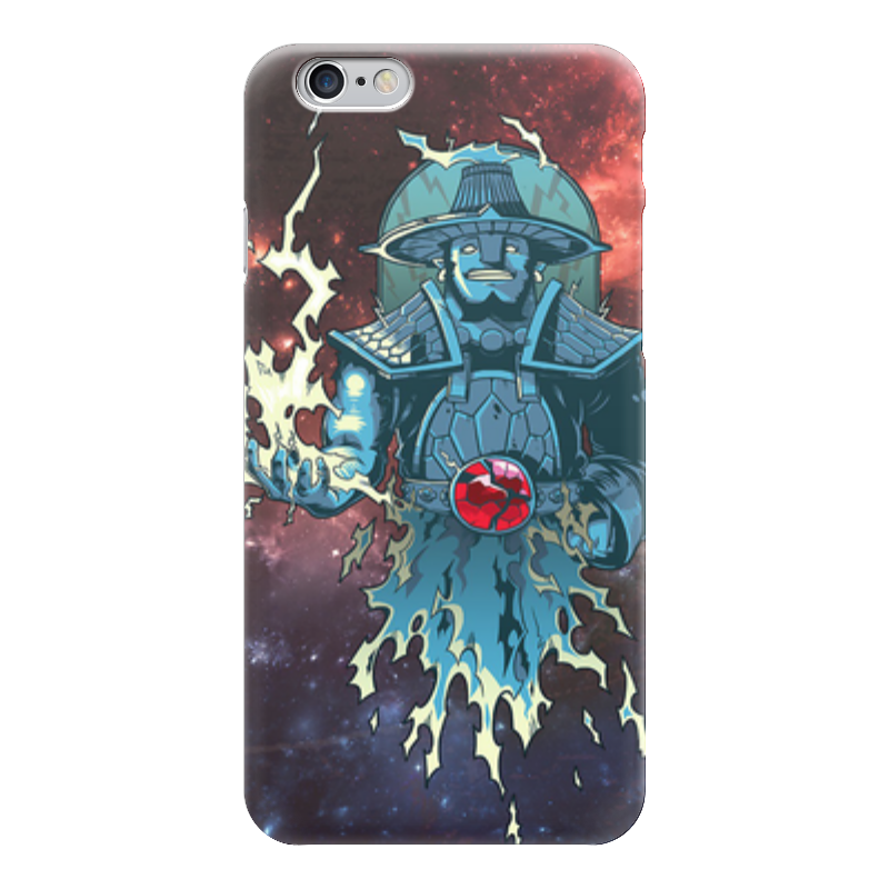 Чехол для iPhone 6 глянцевый Printio Storm spirit dota 2