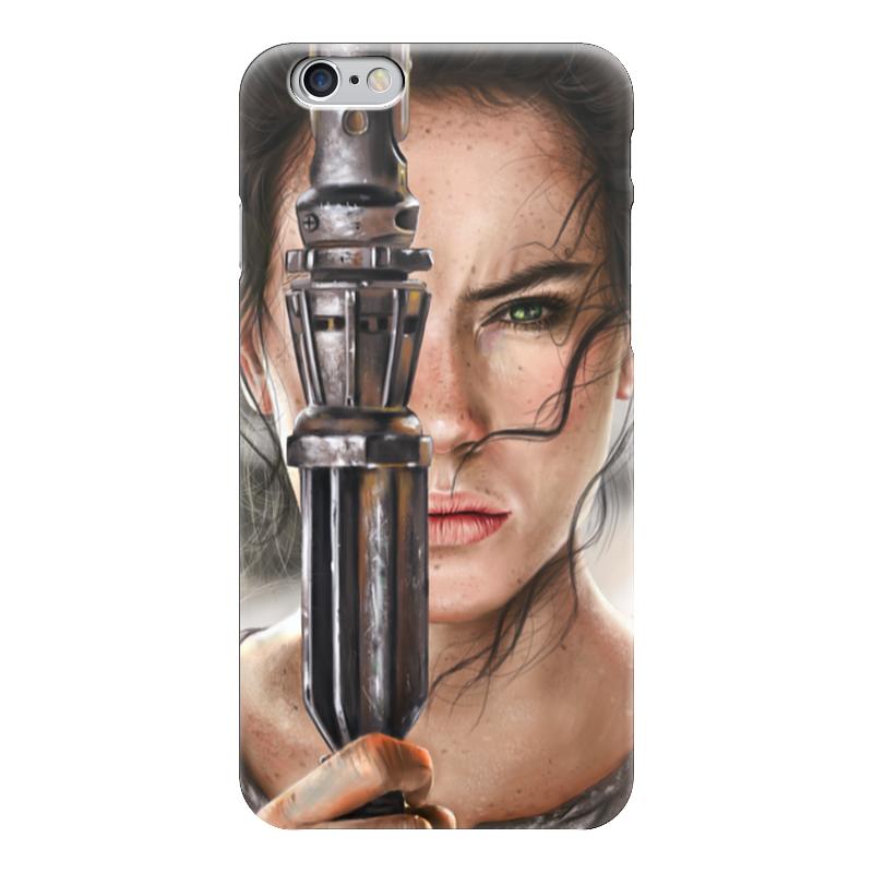 Чехол для iPhone 6 глянцевый Printio Звездные воины
