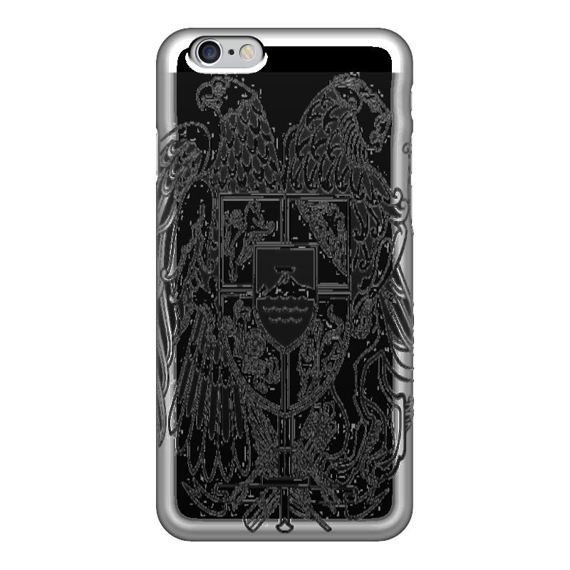 Чехол для iPhone 6 глянцевый Printio Герб армении амаяк tер абрамянц эхо армении
