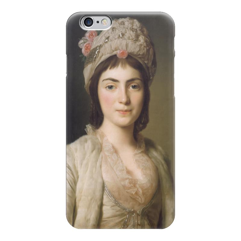 Чехол для iPhone 6 глянцевый Printio Портрет зои гики чехол для iphone 6 глянцевый printio портрет актрисы жанны самари ренуар