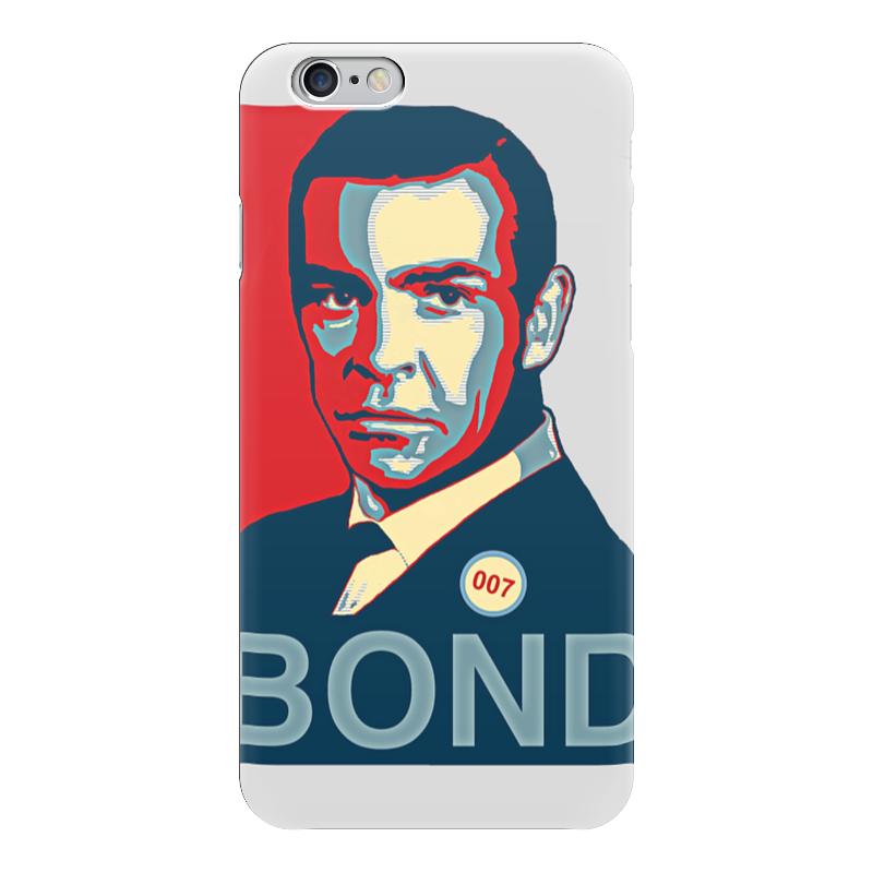 Чехол для iPhone 6 глянцевый Printio James bond james bond  nobody lives for ever