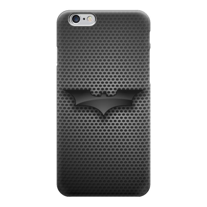 Чехол для iPhone 6 глянцевый Printio Batman (бэтмен) чехол для iphone 4 глянцевый с полной запечаткой printio бэтмен