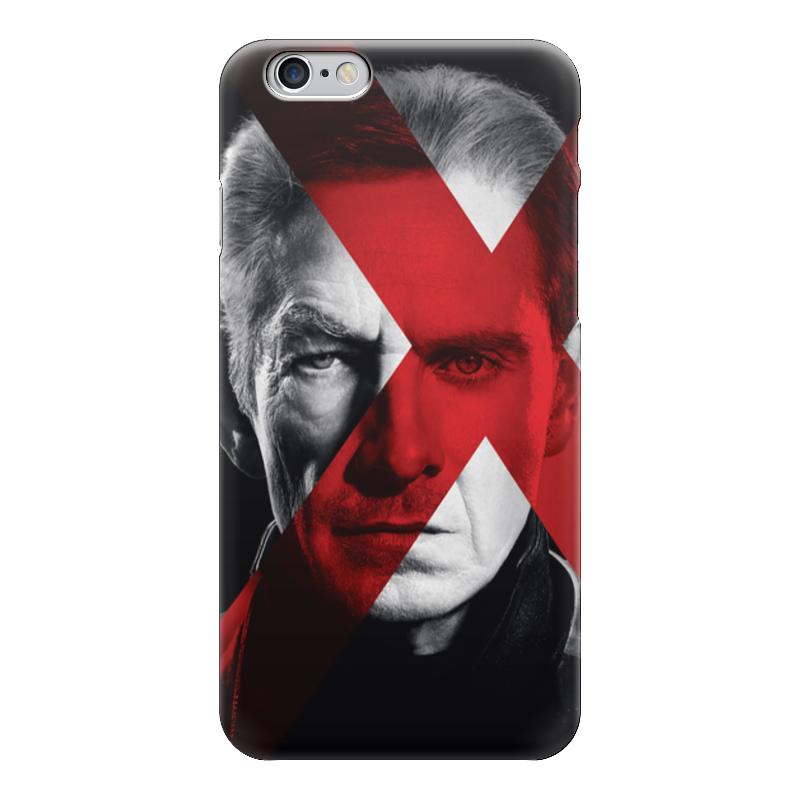 Чехол для iPhone 6 глянцевый Printio Люди икс - магнето магнето для мтз 12 купить