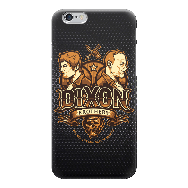 Чехол для iPhone 6 глянцевый Printio Dixon (walking dead) tom dixon ваза