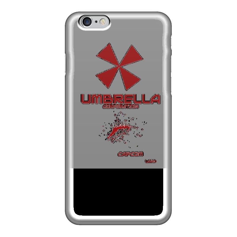 Чехол для iPhone 6 глянцевый Printio Umbrella corporation чехол для iphone 6 глянцевый printio resident evil
