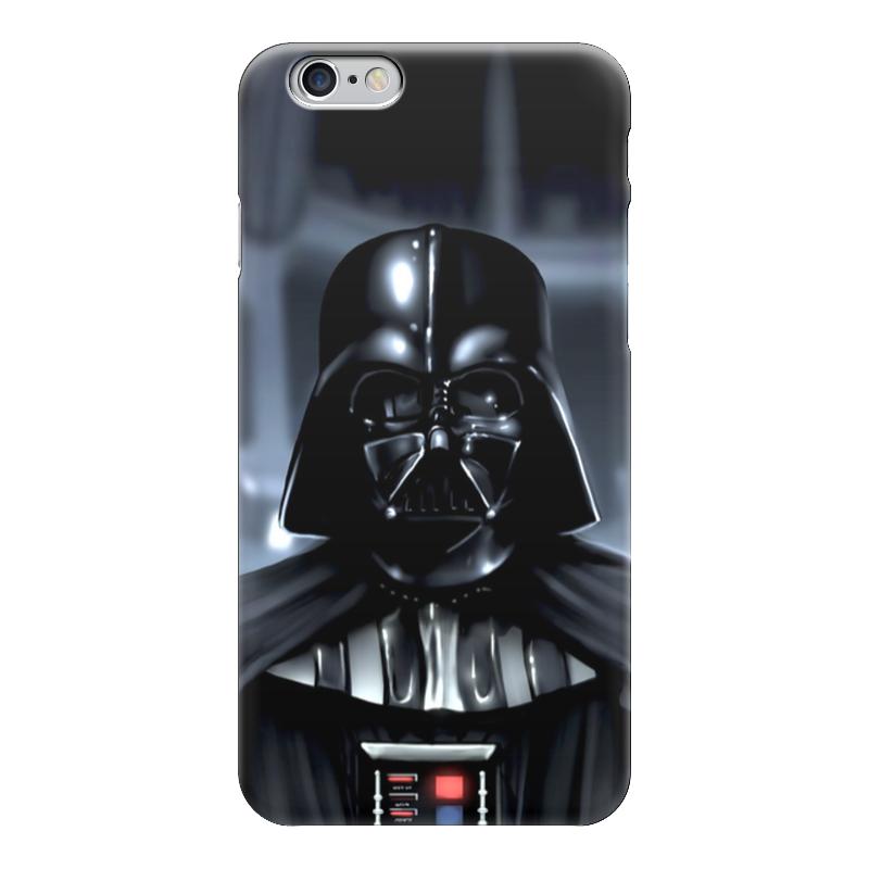 Чехол для iPhone 6 глянцевый Printio Star wars чехол для iphone 6 глянцевый printio live long and prosper star trek