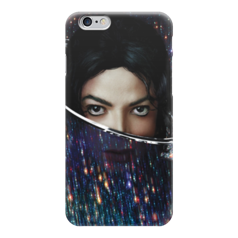 Чехол для iPhone 6 глянцевый Printio Майкл джексон (michael jackson) кэннонболл эдерли милт джексон cannonball adderley with milt jackson things are getting better lp