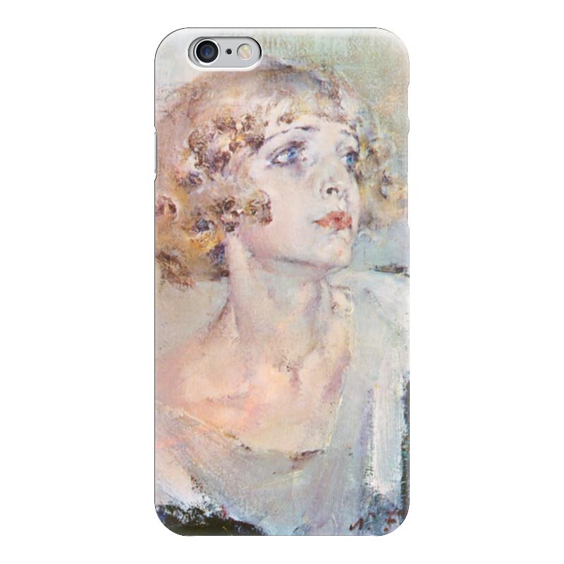 Чехол для iPhone 6 глянцевый Printio Принцесса