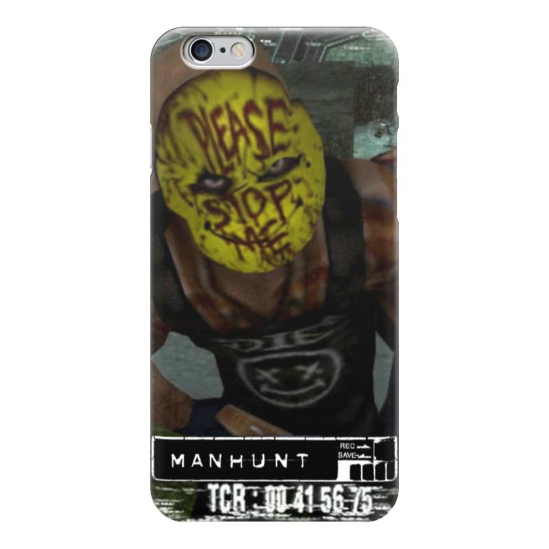Чехол для iPhone 6 глянцевый Printio Manhunt лэндон д скандальная куртизанка