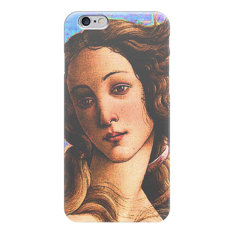 Чехол для iPhone 6 глянцевый Printio Венера
