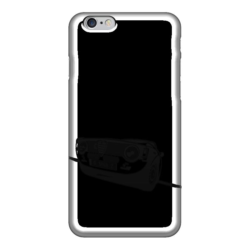 Чехол для iPhone 6 глянцевый Printio Retro alfa romeo racing наклейки tony 2 74 alfa romeo mito 147 156 159 166 giulietta gt