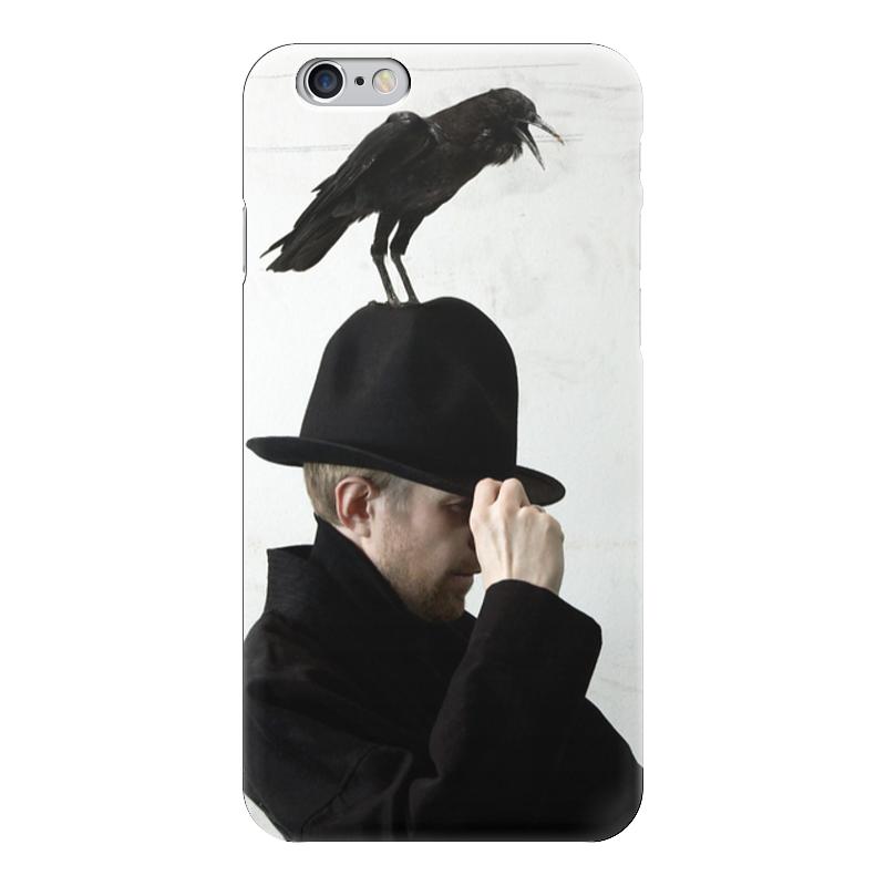 цены Чехол для iPhone 6 глянцевый Printio Jay jay johanson