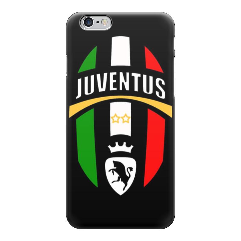 Чехол для iPhone 6 глянцевый Printio Ювентус (juventus) купить байдарку щука 3 турин