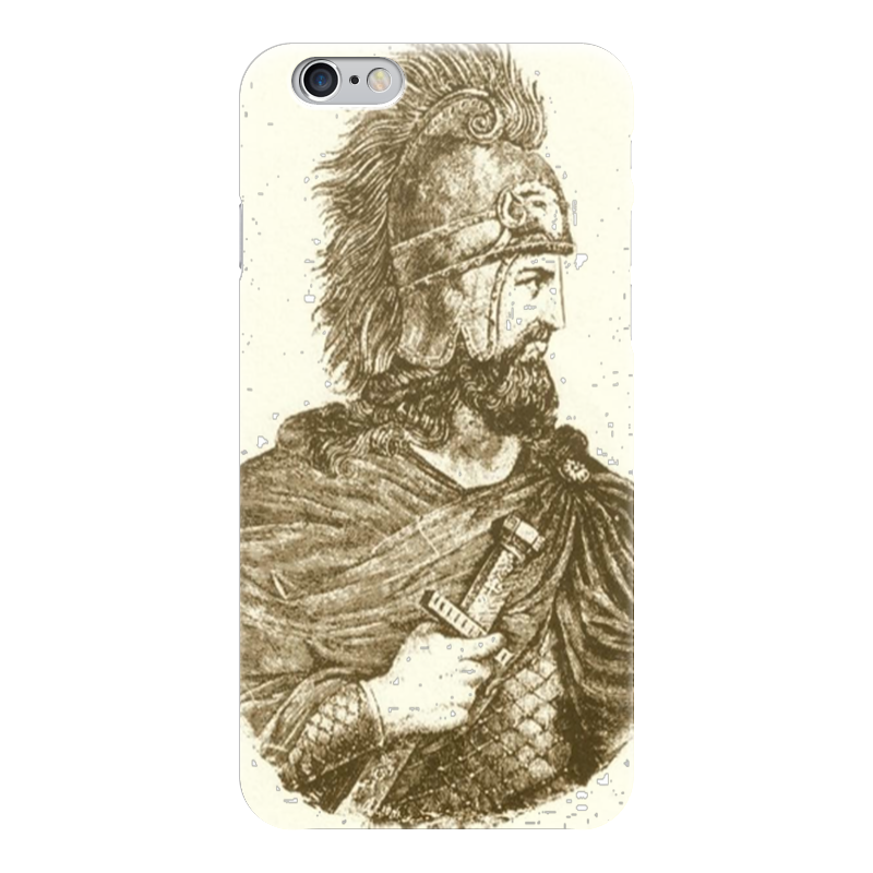 Чехол для iPhone 6 глянцевый Printio Вардан мамиконян армянский дневник цавд танем