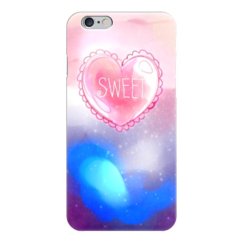Чехол для iPhone 6 глянцевый Printio Sweet heart чехол для iphone 6 глянцевый printio sweet dream