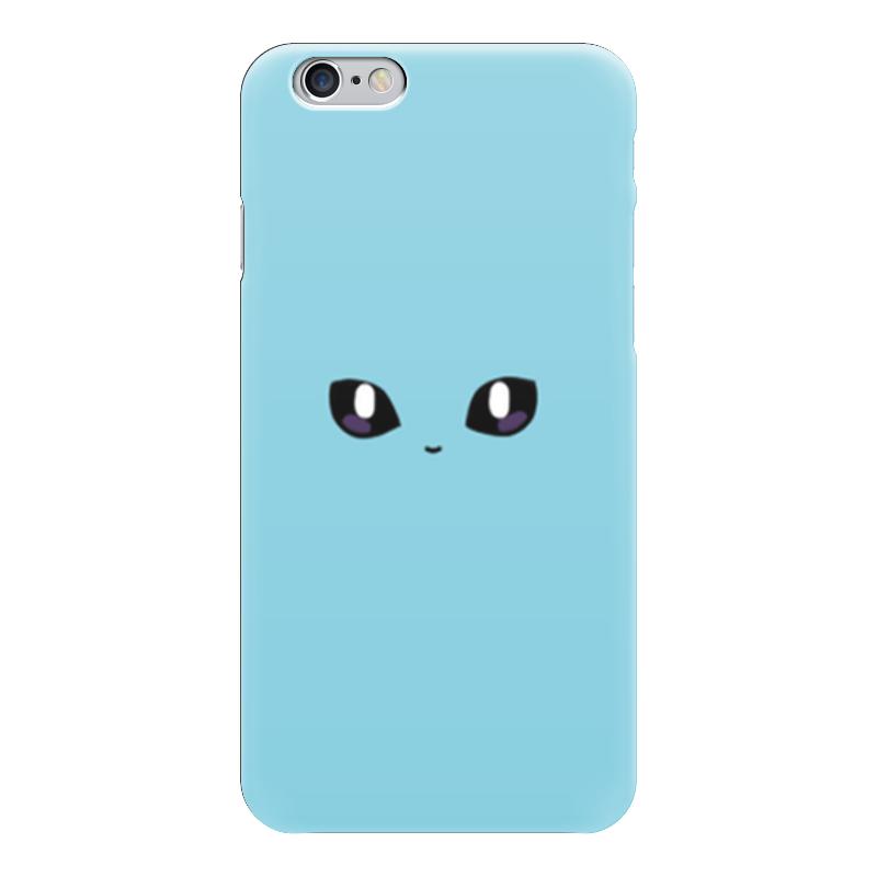 Чехол для iPhone 6 глянцевый Printio Vaporeon (pokemon)