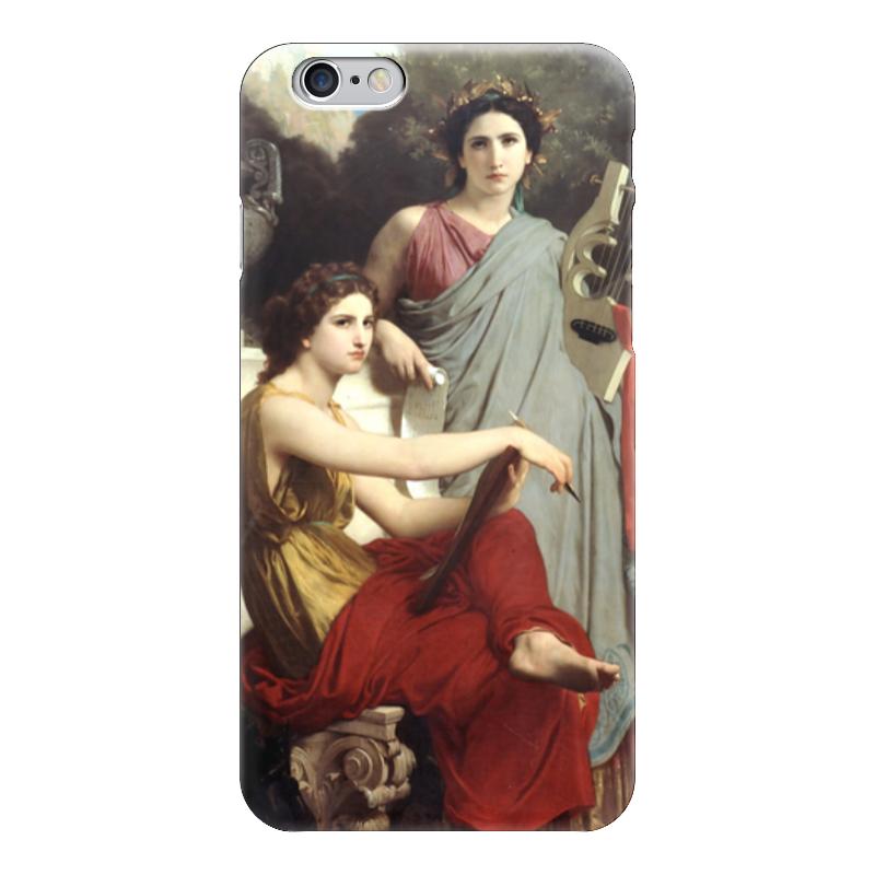Чехол для iPhone 6 глянцевый Printio Искусство и литература (вильям бугро) художественная литература для 9 лет