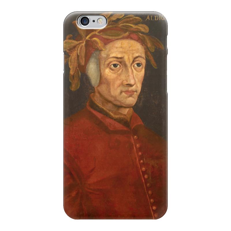 Чехол для iPhone 6 глянцевый Printio Данте алигьери dante alighieri la divina commedia purgatorio superacquarelli