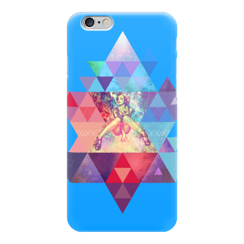 Чехол для iPhone 6 глянцевый Printio hipsta swag collection: marlene dietrich dietrich ot 6