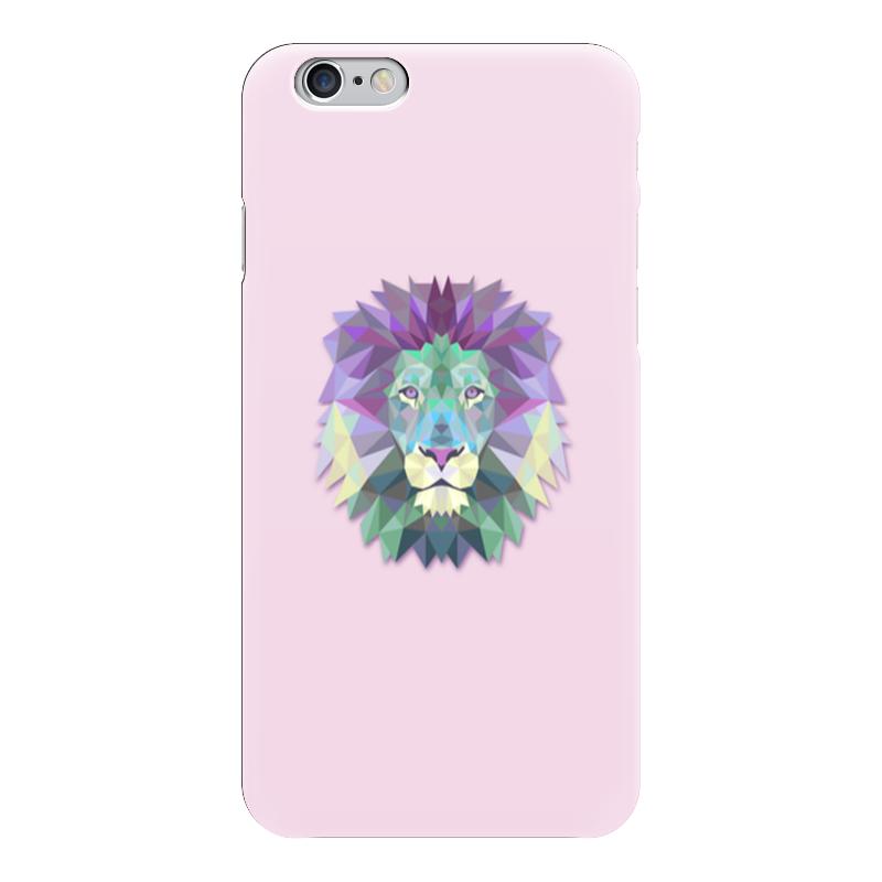 Чехол для iPhone 6 глянцевый Printio Lion!!! чехол для iphone 6 глянцевый printio оргия