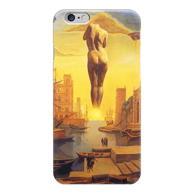 Чехол для iPhone 6 глянцевый Printio Сальвадор дали чехол для iphone 6 глянцевый printio сальвадор дали